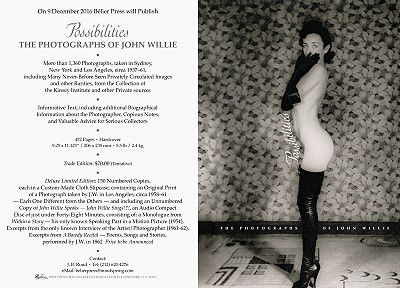 Possibilities John Willie